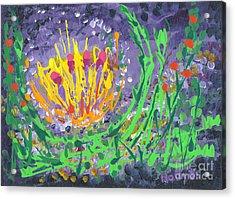 Berries And Brambles Acrylic Print
