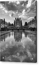 Acrylic Print featuring the photograph Berry University by Rebecca Hiatt