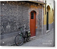 Best Of Brugge Acrylic Print