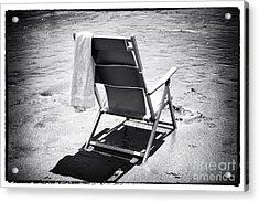 Best Seat Acrylic Print by John Rizzuto