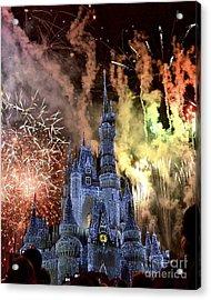 Holiday Magic Acrylic Print