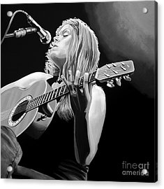 Beth Hart  Acrylic Print