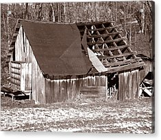 Acrylic Print featuring the photograph Better Days by Craig T Burgwardt