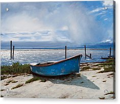 Better Days Acrylic Print by Rick McKinney