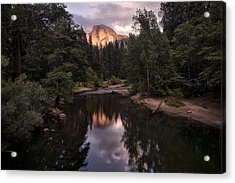 Between Every Two Pines Is A Doorway To A New World Acrylic Print