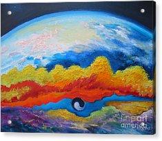 Between Heaven And Earth Acrylic Print