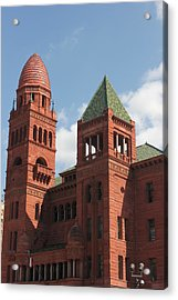 Bexar County Courthouse Acrylic Print