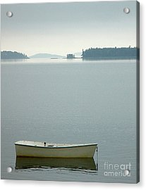 Acrylic Print featuring the photograph Beyond by Christopher Mace