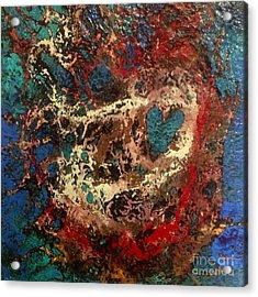 Beyond Fear Acrylic Print