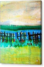 Beyond Acrylic Print by Harmony Thiessen