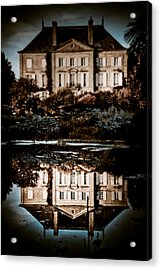 Beyond The Mirror Acrylic Print by Loriental Photography