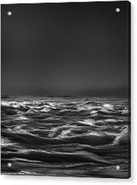 Beyond The Sea Acrylic Print by Bob Orsillo