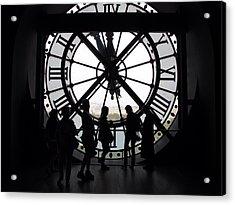 Biding Time Acrylic Print