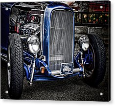 Big Bad Ford Acrylic Print by Ron Roberts