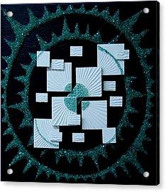 Big Bang Boom Acrylic Print by Ellery Russell