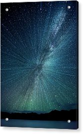 Big Bang Acrylic Print by Nimit Nigam