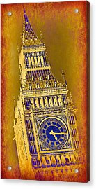 Big Ben 3 Acrylic Print