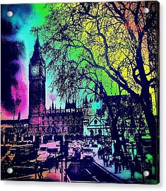 Big Ben Again!! Acrylic Print