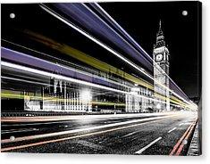 Big Ben And Westminster Acrylic Print
