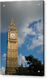 Acrylic Print featuring the photograph Big Ben by Jeremy Voisey