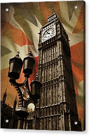 Big Ben London Acrylic Print