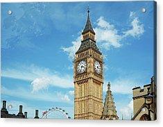 Big Ben, London, Uk Acrylic Print by Richgreentea