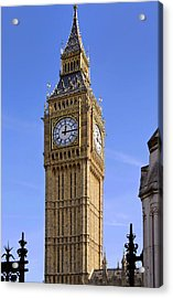 Acrylic Print featuring the photograph Big Ben by Stephen Anderson