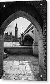 Big Ben Acrylic Print by Yuri Fineart