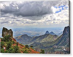 Big Bend National Park Acrylic Print by Jill Smith