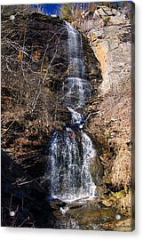 Big Bradley Falls 2 Acrylic Print by Chris Flees