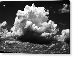 Big Cloud Acrylic Print