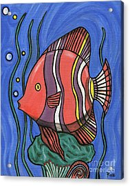 Big Fish Acrylic Print