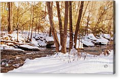 Big Gunpowder Falls River 1 Acrylic Print