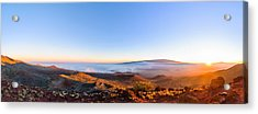 Big Island Sunset 2 Acrylic Print