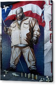 Big Pun Acrylic Print by RicardMN Photography