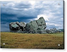 Big Rock 2 Acrylic Print