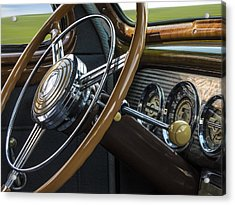 Big As A Buick Acrylic Print by Gary Warnimont