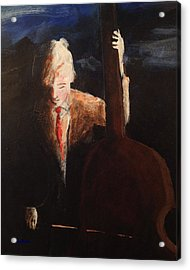 Acrylic Print featuring the painting Big Sound by John  Svenson