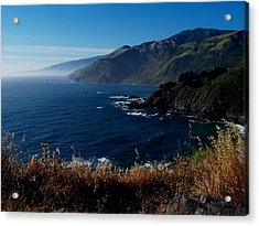 Big Sur Acrylic Print by Christine Drake
