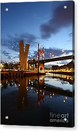 Bilbao 4 Acrylic Print