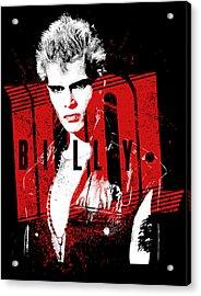 Billy Idol - Billy Acrylic Print by Epic Rights