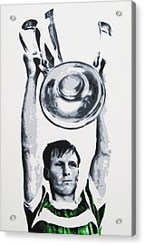 Billy Mcneill - Glasgow Celtic Fc Acrylic Print