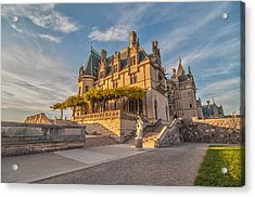 Biltmore Sunset Acrylic Print by Donnie Smith