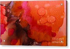 Biology Of Exhilaration Acrylic Print