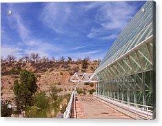 Biosphere 2 Acrylic Print