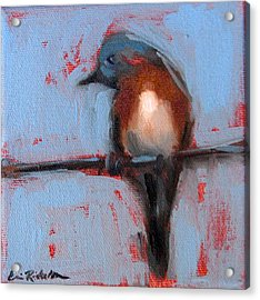 Bird On A Wire IIi Acrylic Print