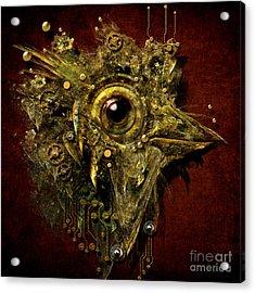 Birdmachine Acrylic Print