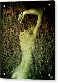 Birth Of A Dryad Acrylic Print
