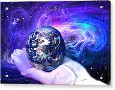 Birth Of A Planet Acrylic Print
