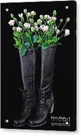 Birthday Wishes Acrylic Print by Jeannie Rhode